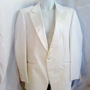 Vintage 80s DYNASTY After Six Tuxedo Sport Jacket